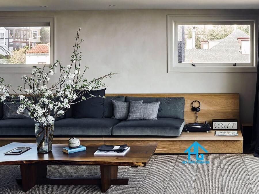 các loại ghế sofa kiểu nhật