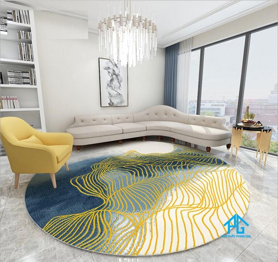 các loại thảm sofa phổ biến