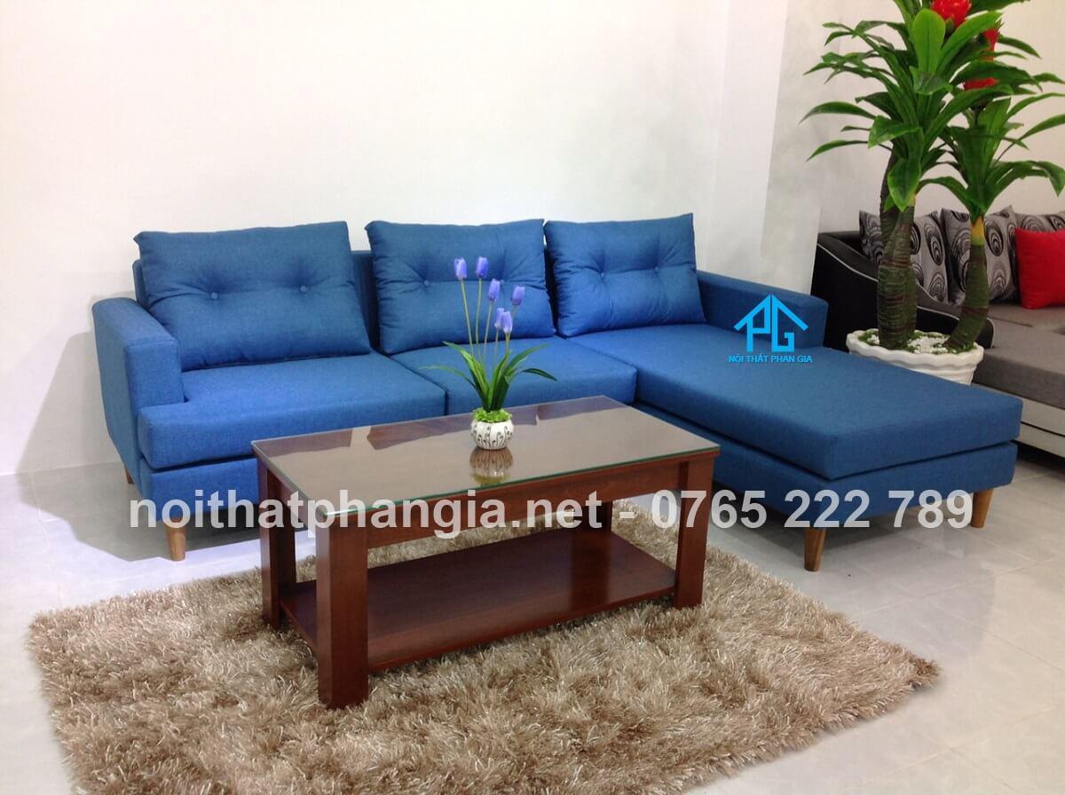 cách kê ghế sofa tăng tài vận