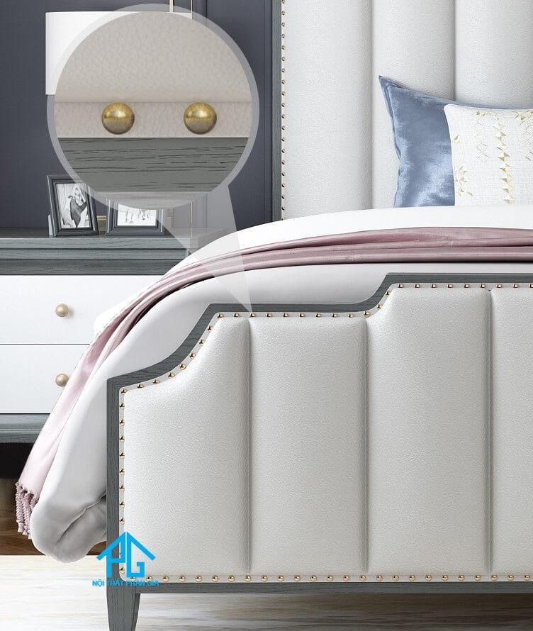 Có nên chọn giường ngủ bọc nệm cho gia đình?