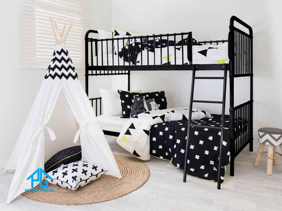 giường tầng sắt giá rẻ tphcm