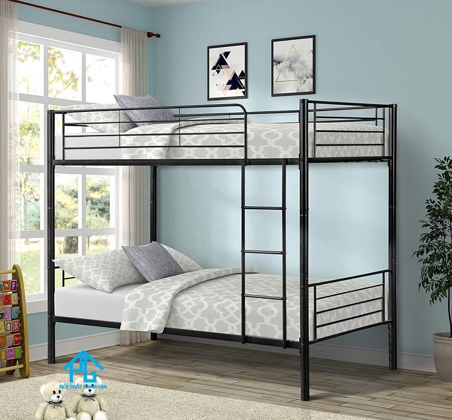 giường tầng sắt là gì