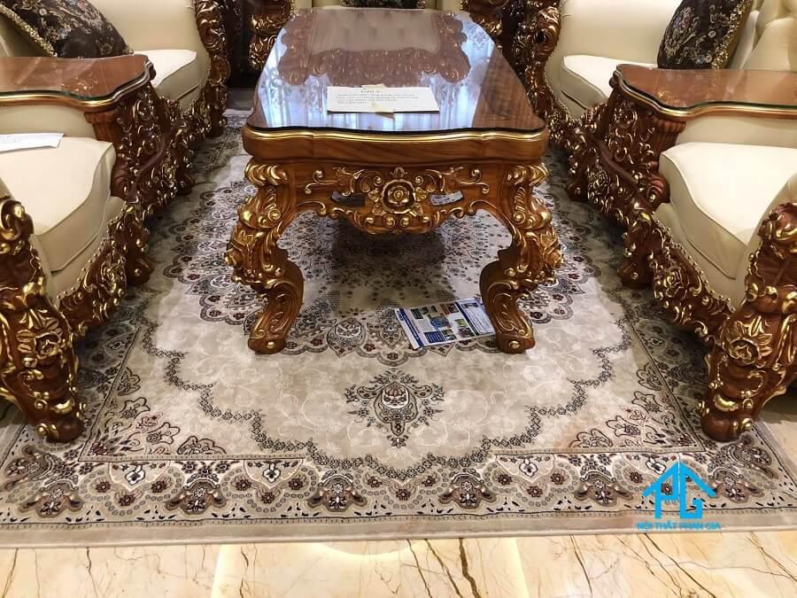 hướng dẫn mua thảm đẹp sài gòn