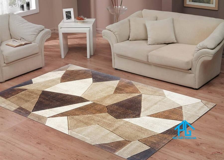 lưu ý khi sử dụng thảm sofa