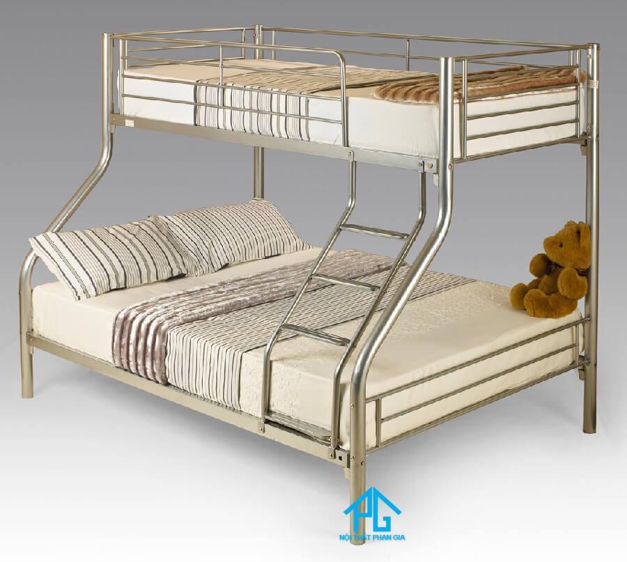 mẫu giường tầng sắt đẹp