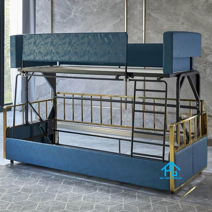 mua giường tầng sắt cũ ở đâu