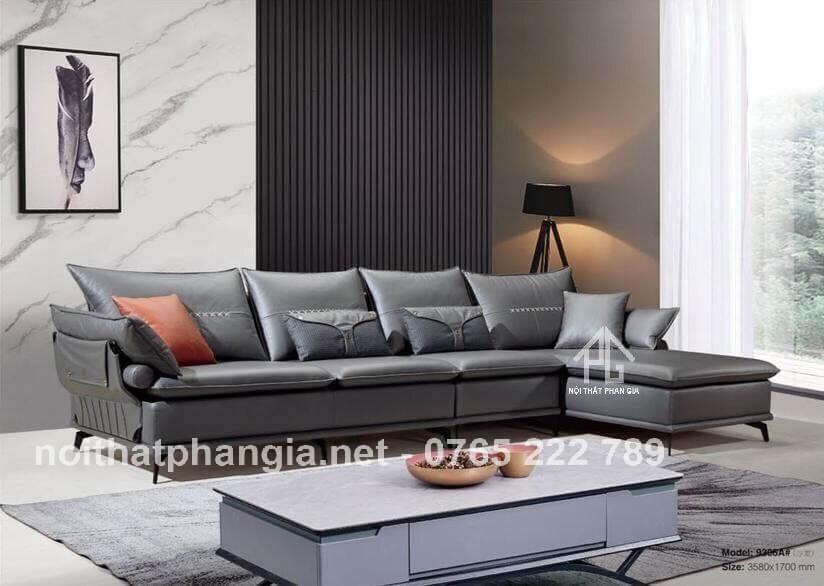 mua sofa da PU chất lượng ở đâu;