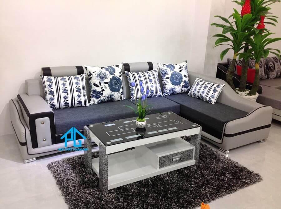 mua sofa vải gia da ở đâu tphcm