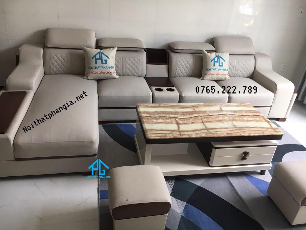 sofa có nên dựa tường không;