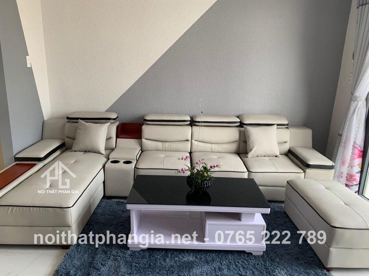 sofa da simili giá rẻ;