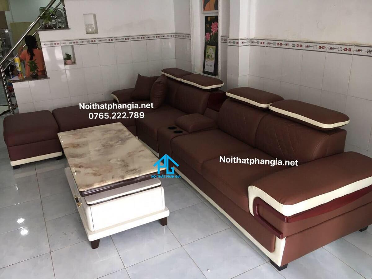 sofa gỗ kiểu nhật;