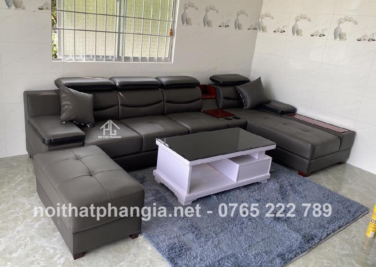 sofa màu đen mệnh thủy;