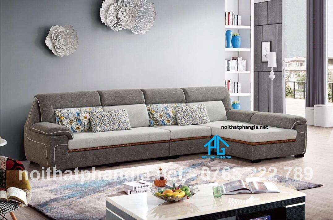 sofa vải giả da là gì;