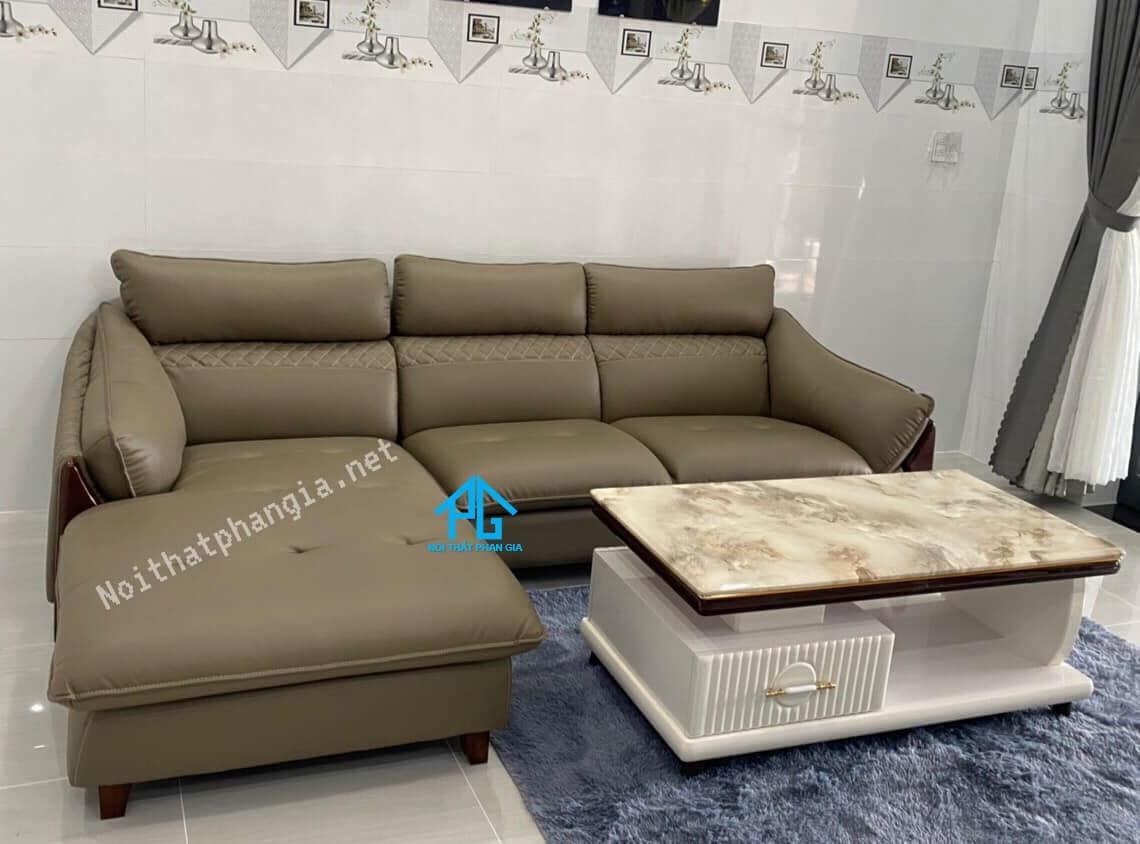 sự khác biệt giữa sofa da thật và sofa da microfiber;