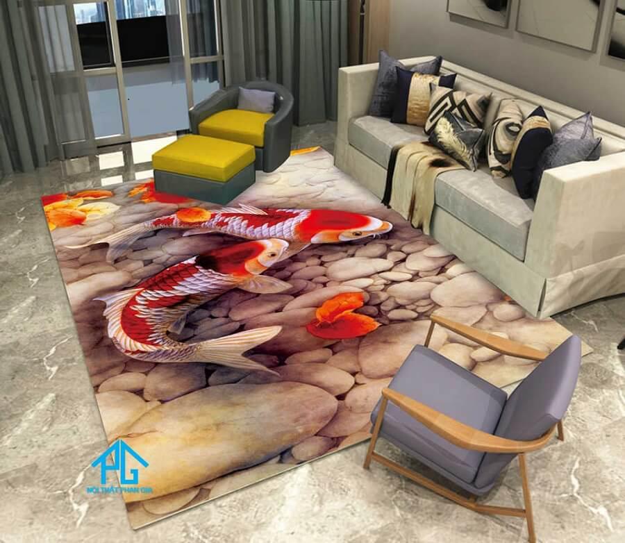thảm sofa 3d nhập khẩu