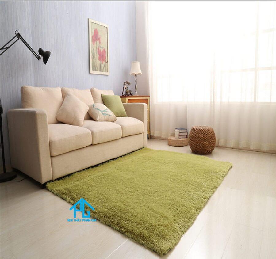 thảm sofa lông có tốt cho sức khỏe