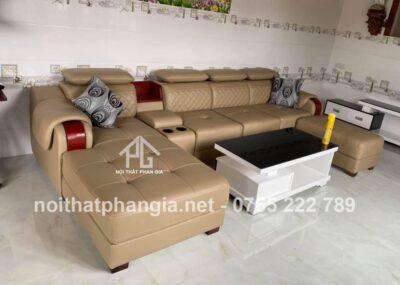 ưu điểm của sofa da microfiber;
