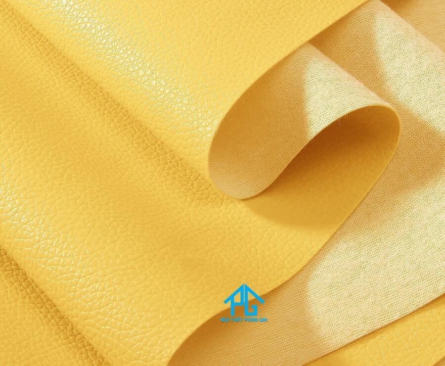 vải giả da PVC
