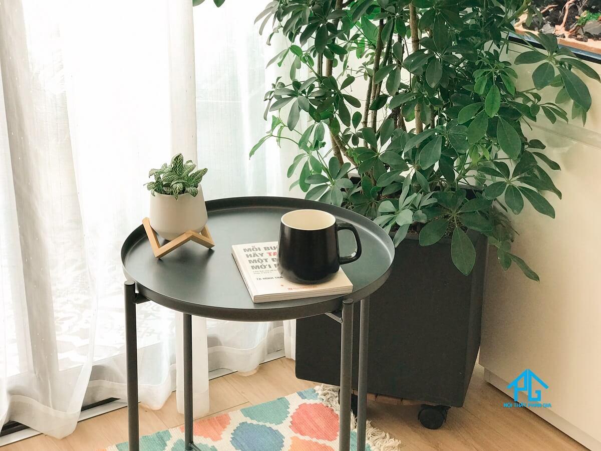 bàn trà sofa sắt giá rẻ tphcm