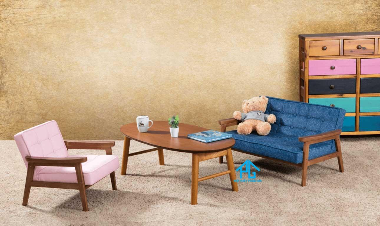 các mẫu ghế sofa mini cho bé