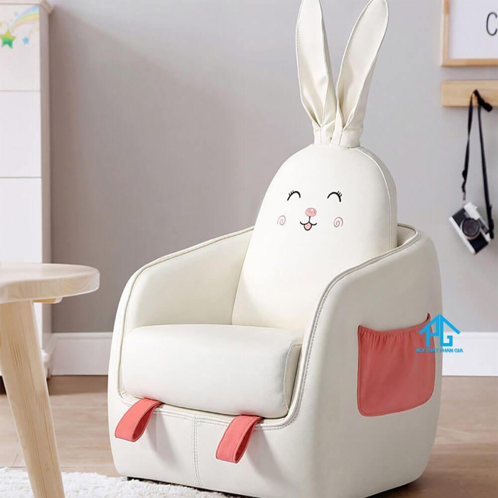 ghế sofa hình thú cho bé
