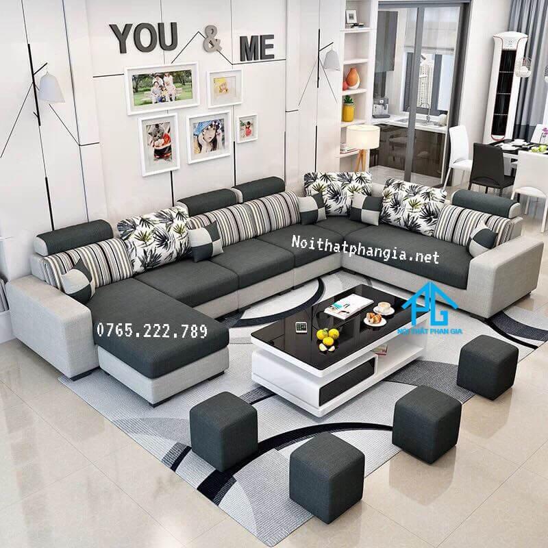 lựa chọn gối tựa cho sofa;
