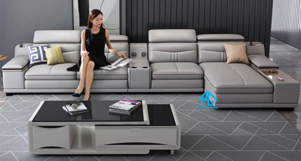mua ghế sofa da cao cấp hiện đại tphcm