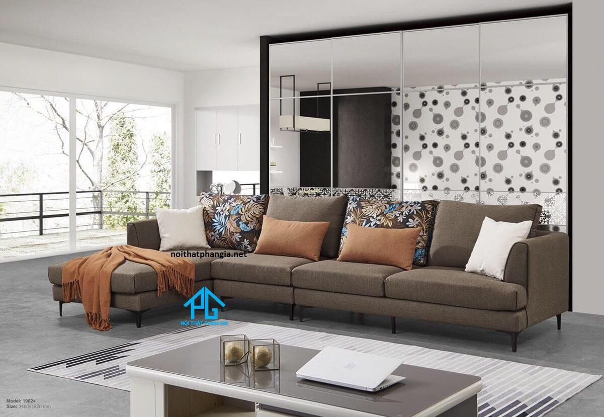sofa da công nghiệp hiện đại tốt nhất