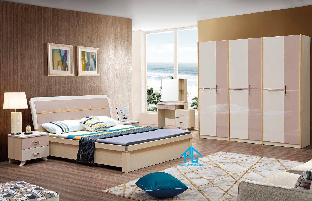 Phan Gia giường tủ phòng ngủ kiên giang