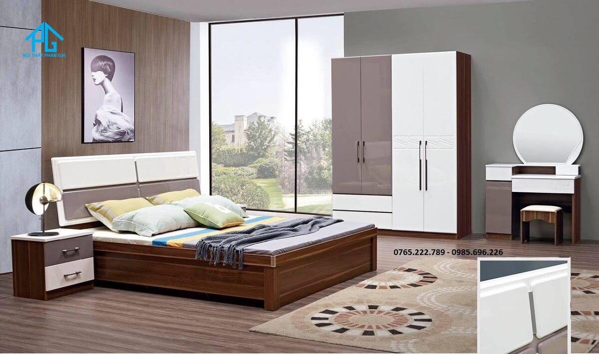 thanh tiến nội thất phòng ngủ sa đéc đồng tháp;
