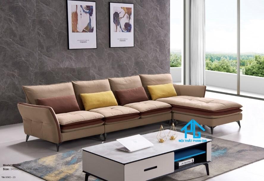 bộ bàn ghế sofa phòng khách giá rẻ