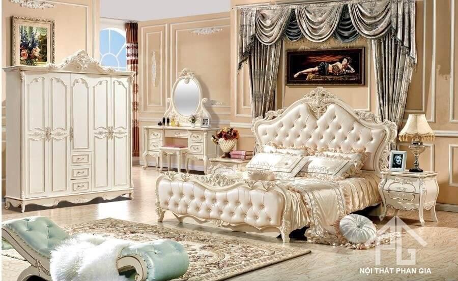 đại phát giường tủ gỗ tự nhiên cao cấp mỹ tho;