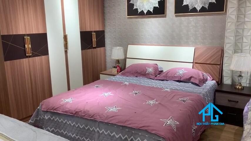 gỗ chuẩn giường gỗ giá rẻ thuận an bình dương;
