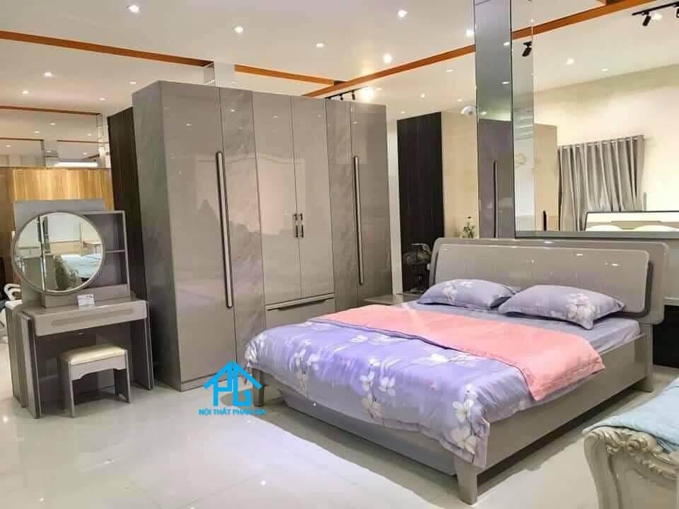 minh tân nội thất phòng ngủ cao cấp Hải Châu;