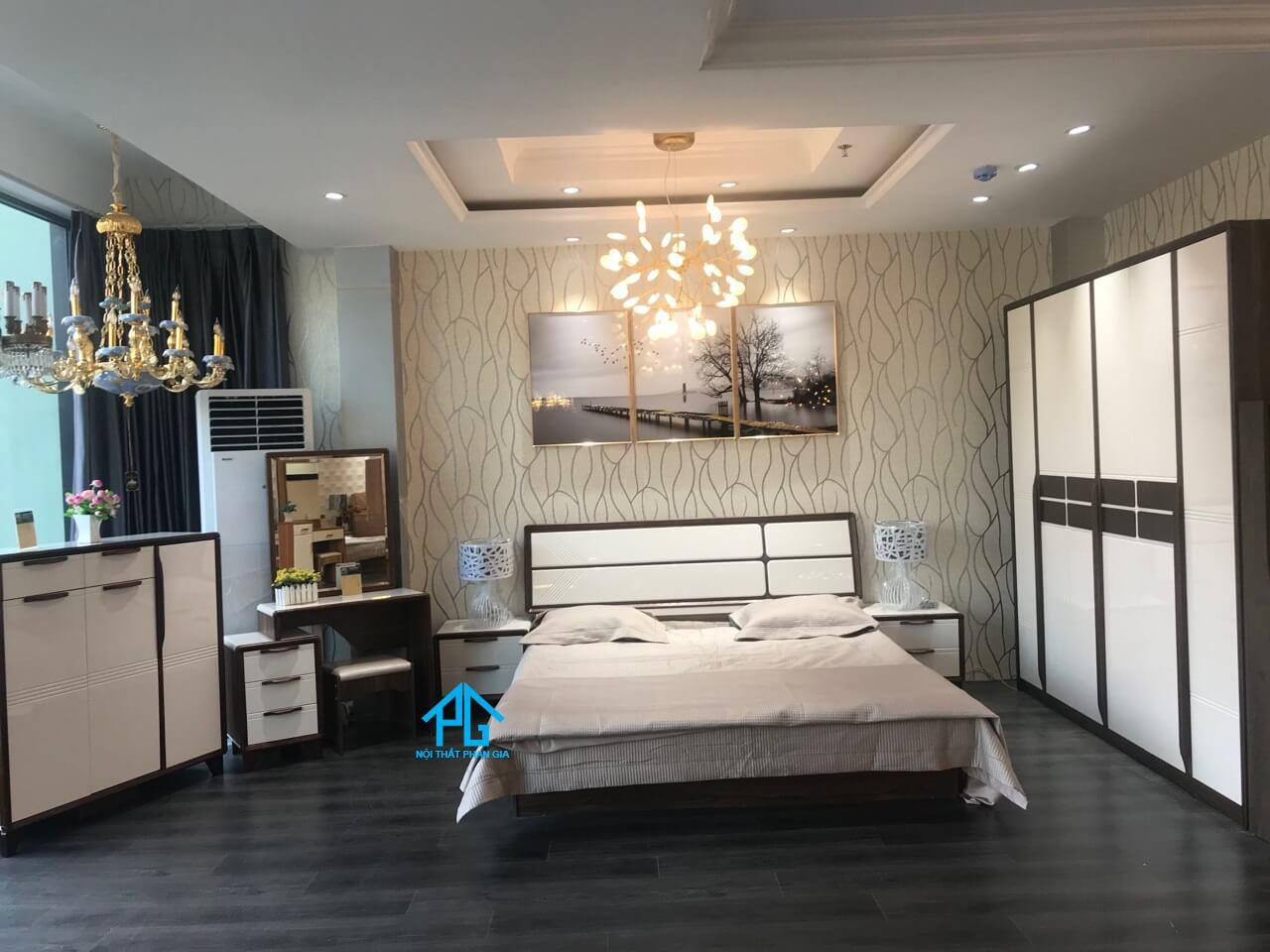 nội thất đẹp cửa hàng giường tủ gỗ MDF Kiên Giang;