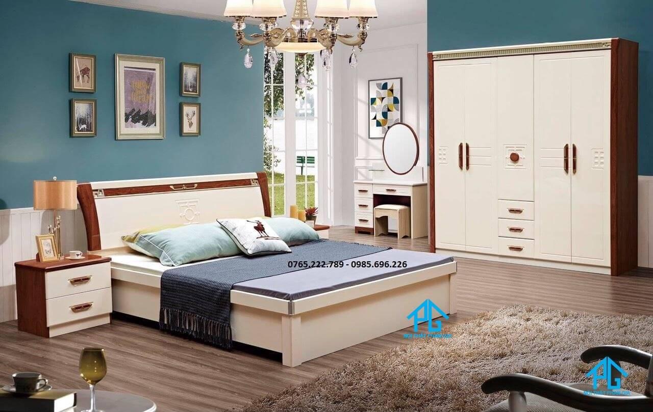nội thất phan gia cơ sở cung cấp giường tủ đồng tháp;