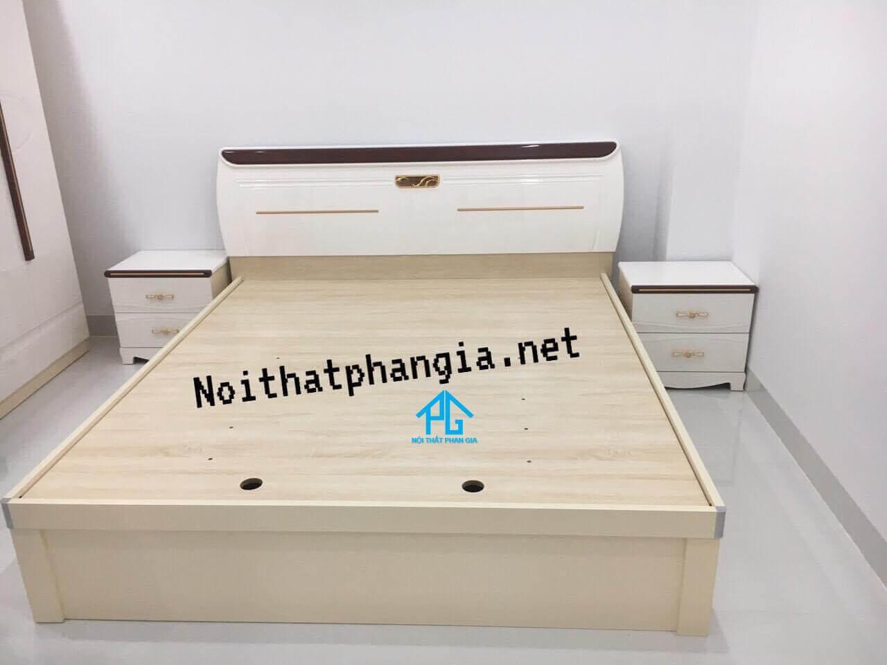 Nội thất Thái Sơn - thiết kế và thi công nội thất phòng ngủ Biên Hòa