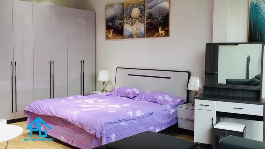 nội thất xinh AZ thiết kế thi công giường tủ chuyên nghiệp An Giang;