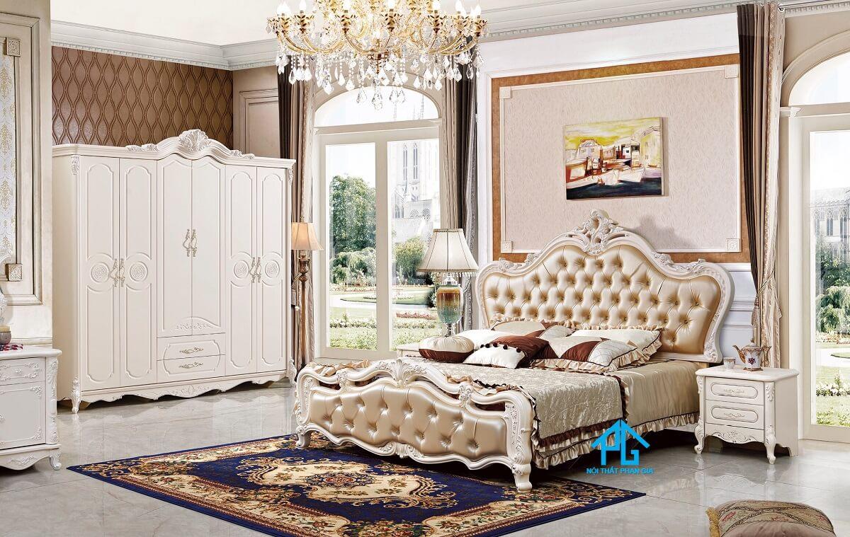 showroom nội thất giường tủ hưng phát;