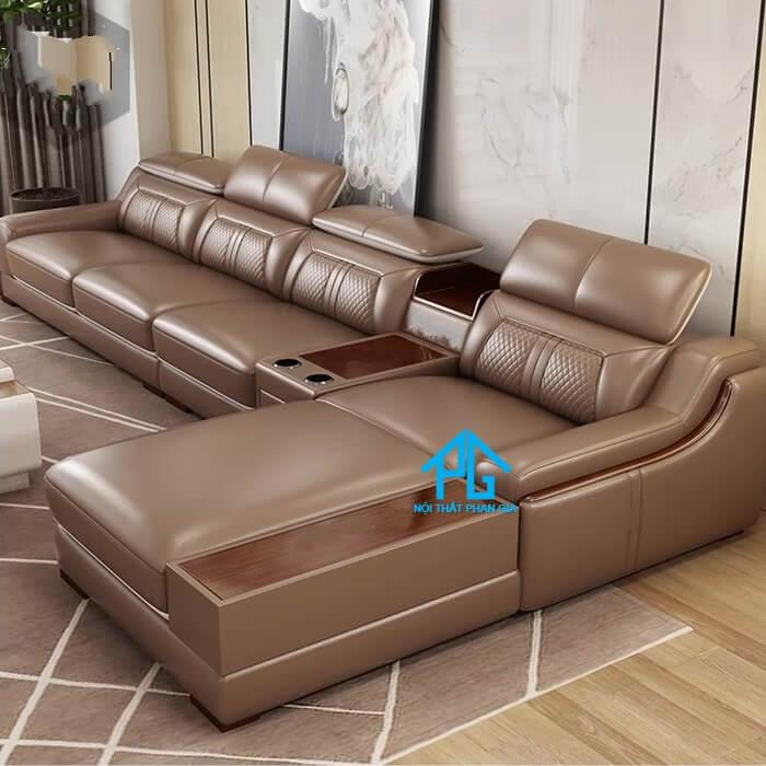 sofa da công nghiệp malaysia