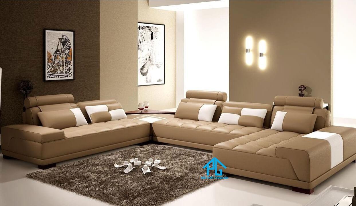 sofa da nhập khẩu hàn quốc san trọng
