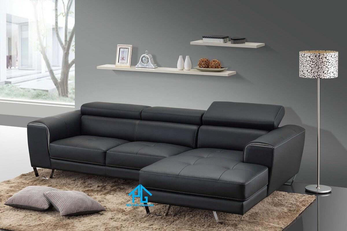 sofa da thật nhập khẩu trung quốc giá rẻ
