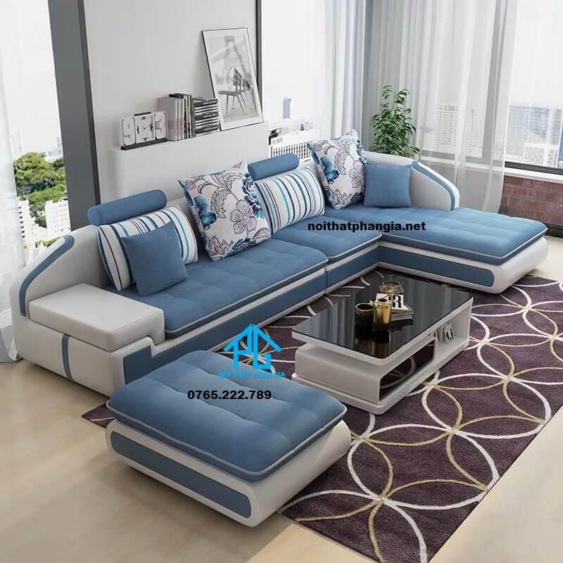 sofa vài nỉ malaysia giá rẻ
