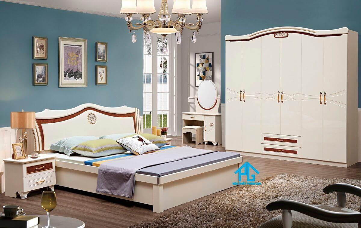 top 10 bộ giường tủ hiện đại tốt nhất bình dương