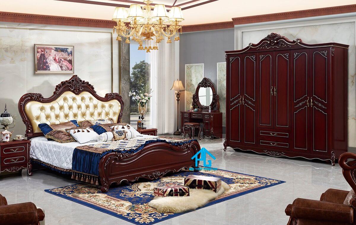 giường ngủ gỗ tự nhiên cần thơ;