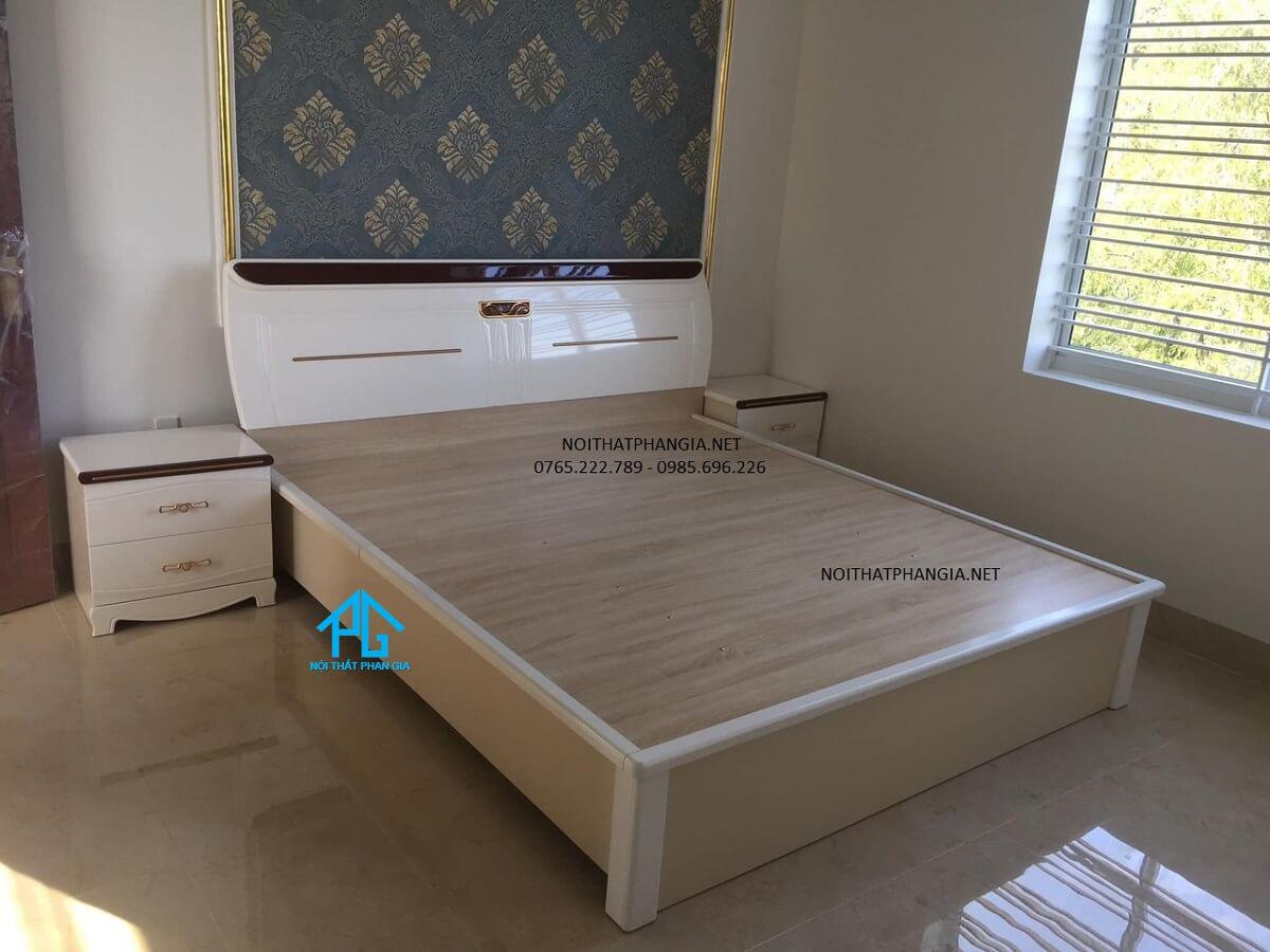 Nội thất Đại Phát - giường tủ cao cấp Phú Tân