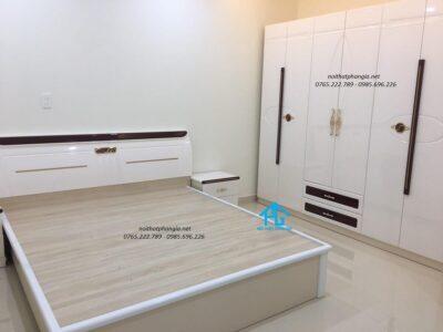 Nội thất Phú Quý - cung cấp giường ngủ gỗ Mỏ Cày Bắc