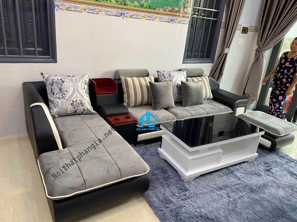 bàn ghế sofa nhập khẩu cao cấp;
