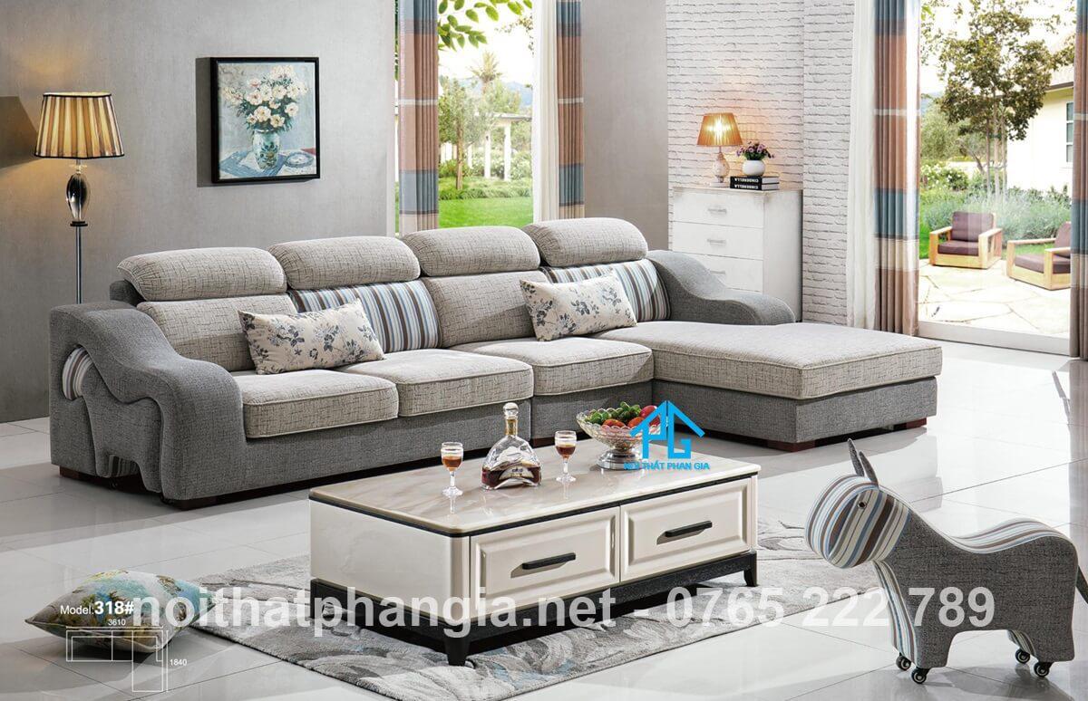 ghế đôn sofa hình thú