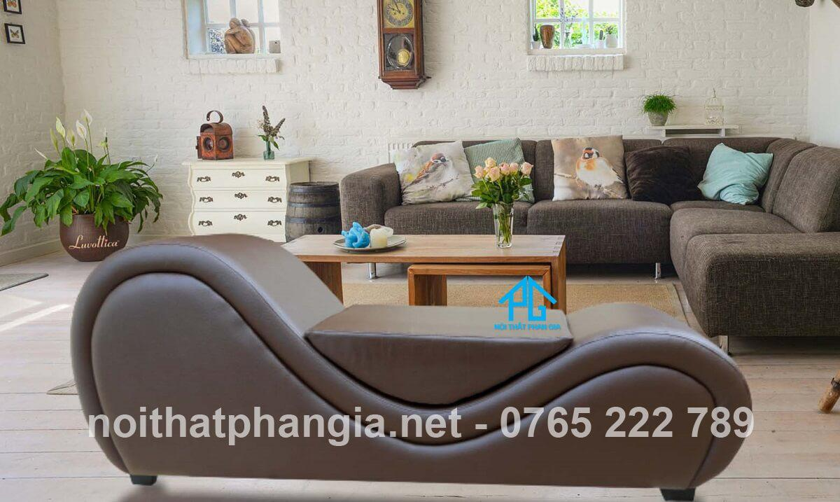 ghế tình yêu ngụy trang sofa